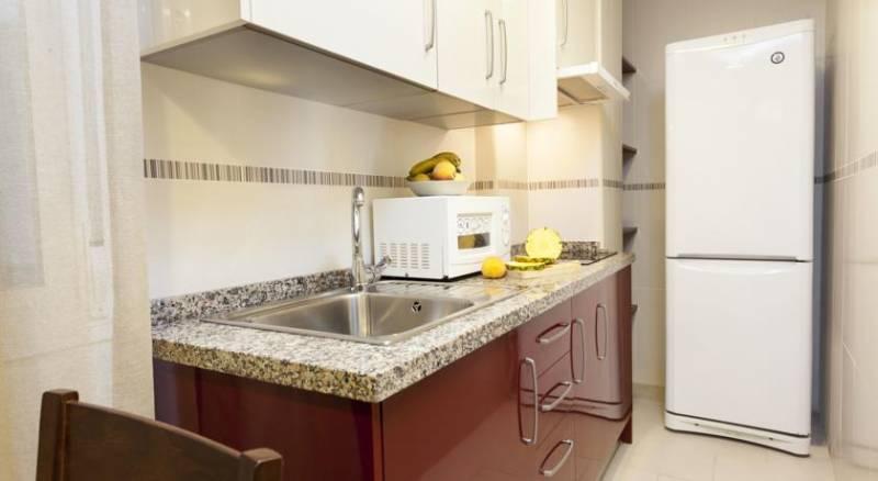 Apartamentos Gibralfaro Centro