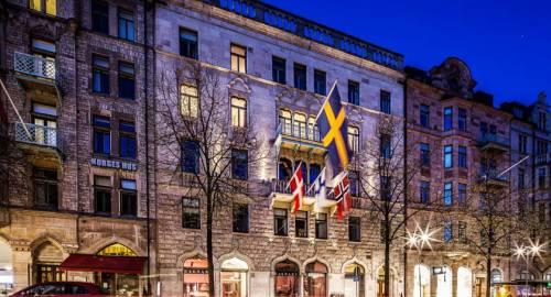 Hotel Drottning Kristina Stureplan