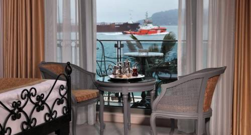 The Central Palace Bosphorus Tarabya