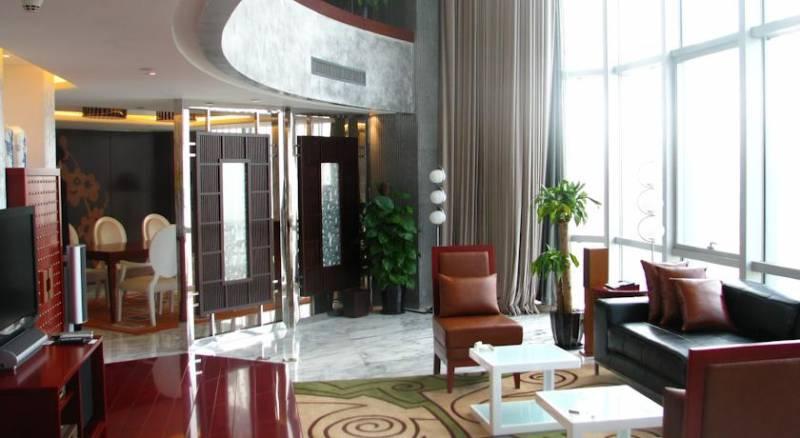 CYTS GreenTree Eastern International Hotel - Original Howard Johnson Huaihai Hotel