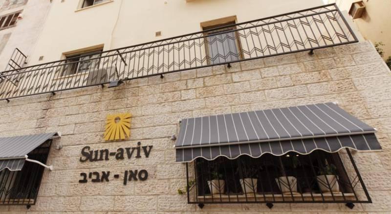 Sun Aviv Hotel