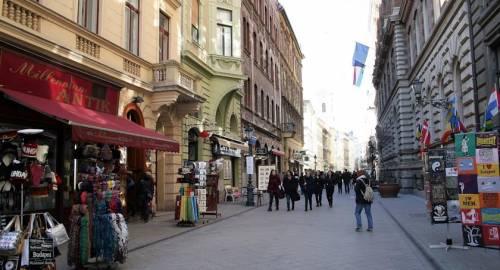 Budapest Central Apartments - Váci