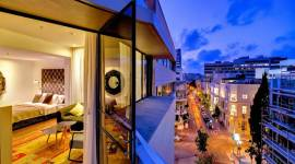 Townhouse Tel Aviv Boutique Hotel- by Zvieli Hotels