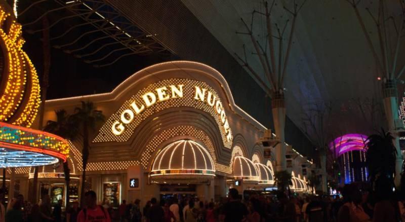 Golden Nugget Hotel & Casino Las Vegas