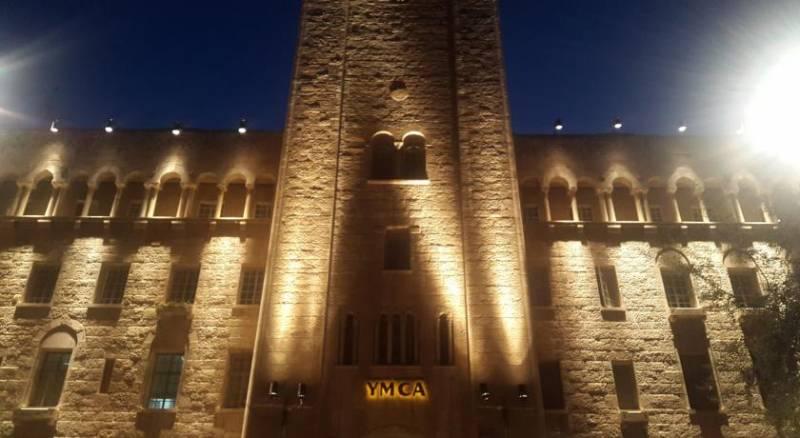 YMCA Three Arches Hotel