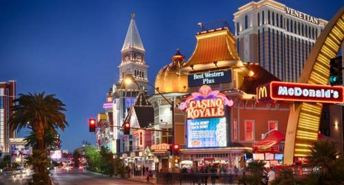 Best Western Plus Casino Royale - On The Strip