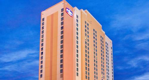 SpringHill Suites Las Vegas Convention Center