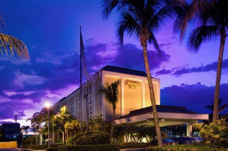 Hampton Inn Miami-Airport West