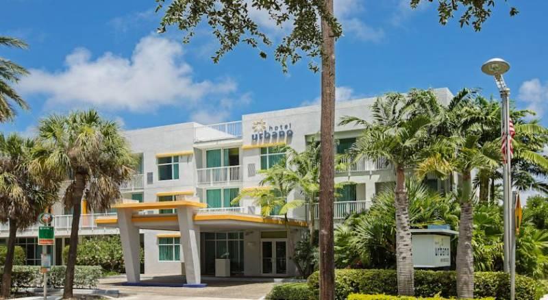 Hotel Urbano Miami