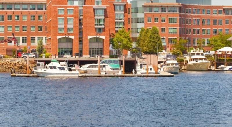 Residence Inn Boston Harbor on Tudor Wharf