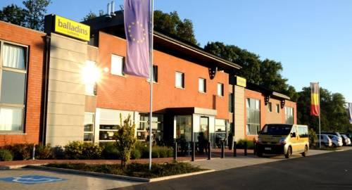Hôtel balladins Charleroi / Aéroport