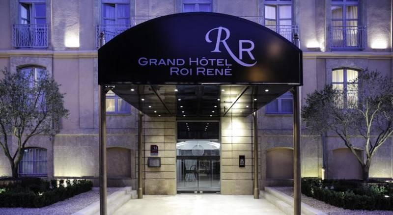Grand Hôtel Roi René Aix en Provence Centre – Mgallery collection