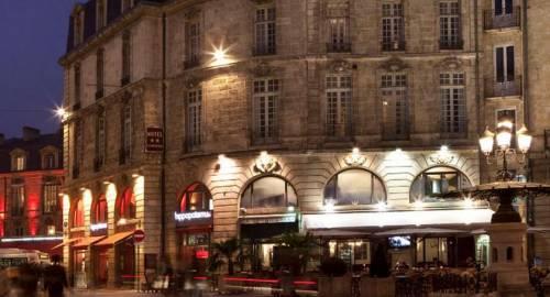 Cœur de City Hotel Bordeaux Clemenceau