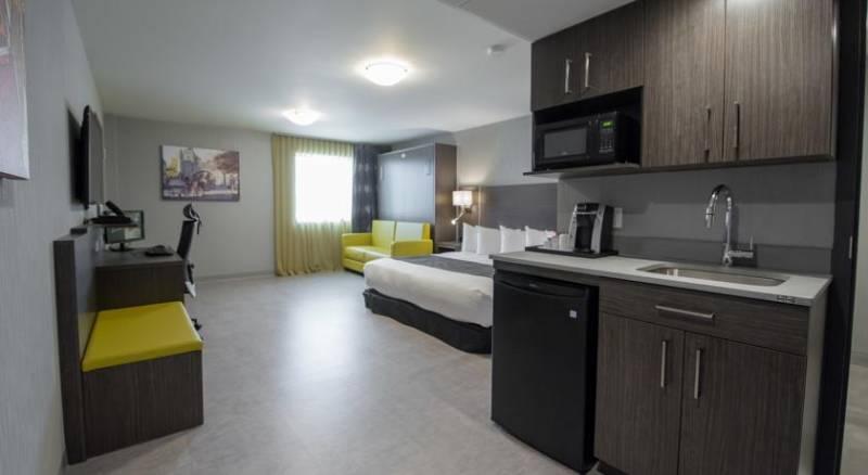 Hôtel & Suites Le Dauphin Québec