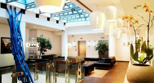 Aqua Hotel Brussels