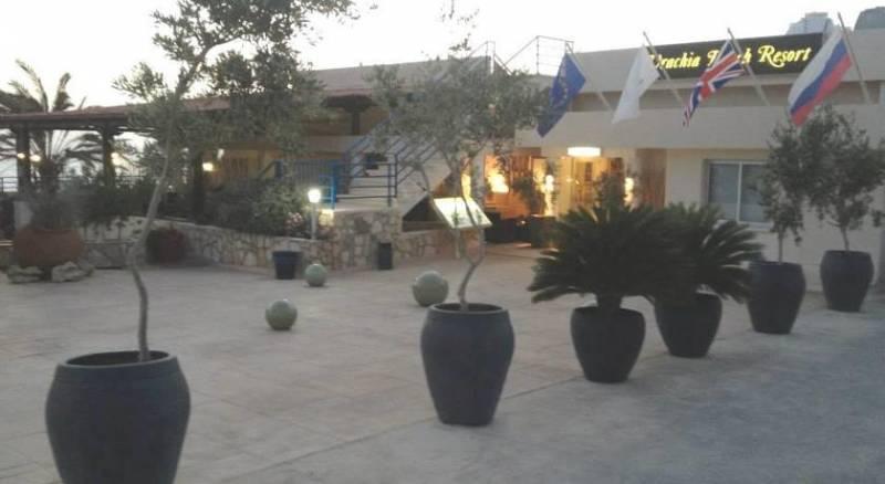 Vrachia Beach Resort