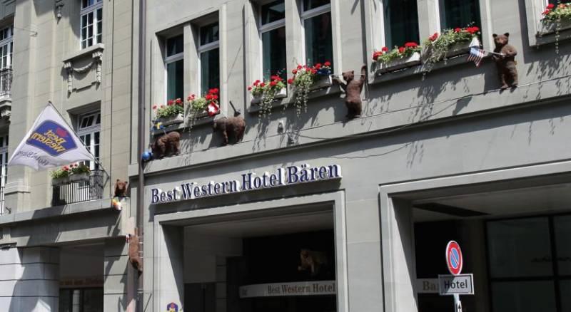 Best Western Hotel Bären