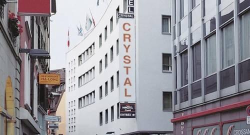 Hôtel Crystal