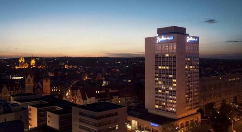 Radisson Blu Hotel Erfurt