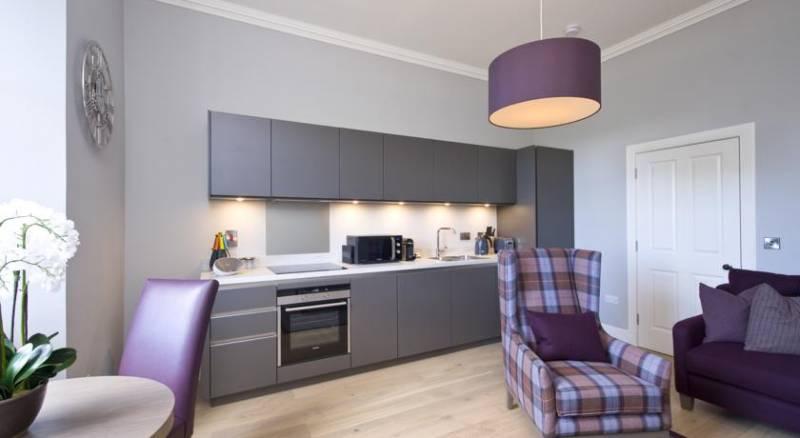 Destiny Scotland - George IV Apartments