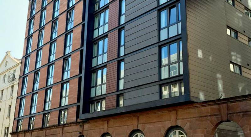 Hot-el-apartments Glasgow Central