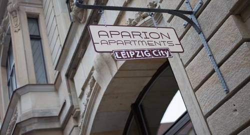Aparion Apartments Leipzig City