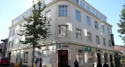 CenterHotel Skjaldbreid