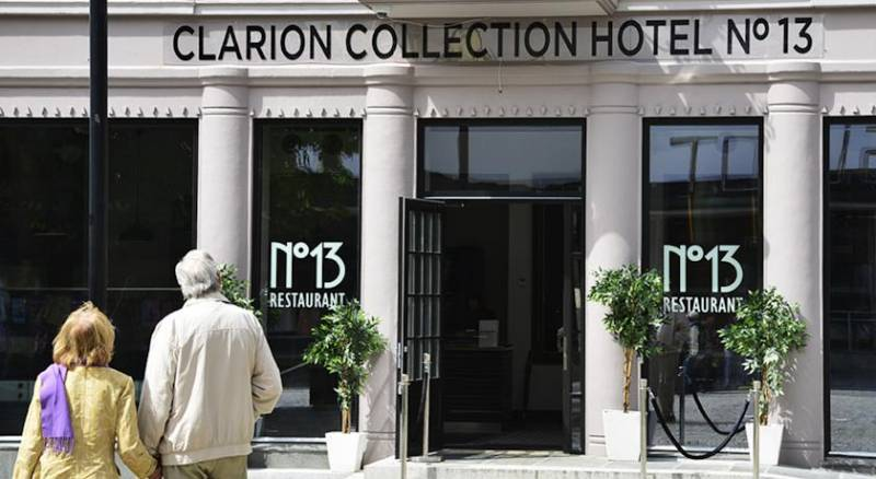 Clarion Collection Hotel No 13
