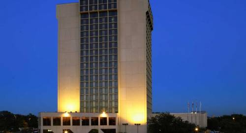 Crowne Plaza Hotel Dallas Market Center