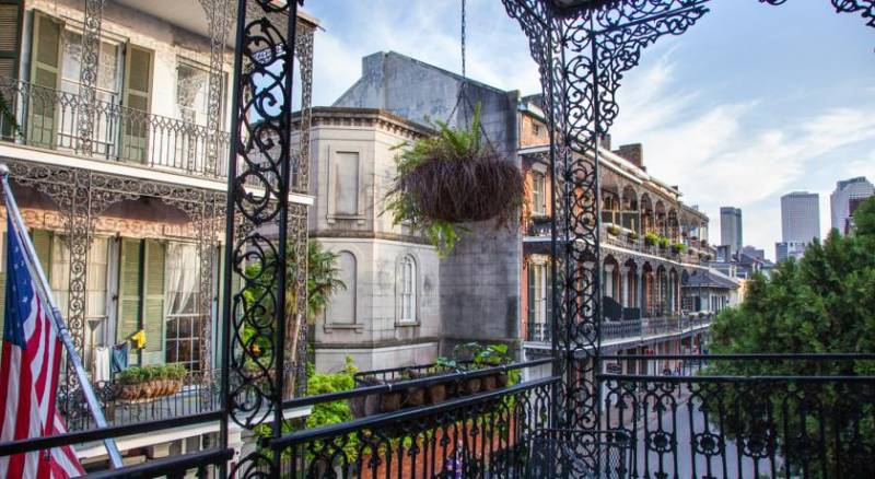 Andrew Jackson Hotel French Quarter