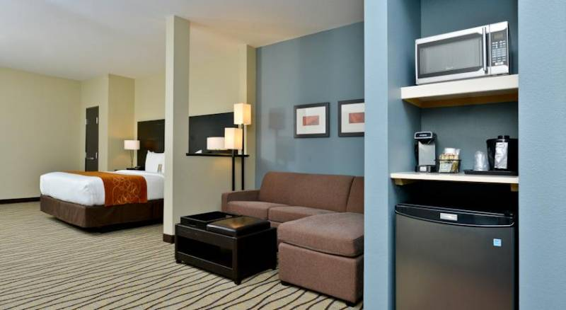 Comfort Suites Houston West Beltway 8
