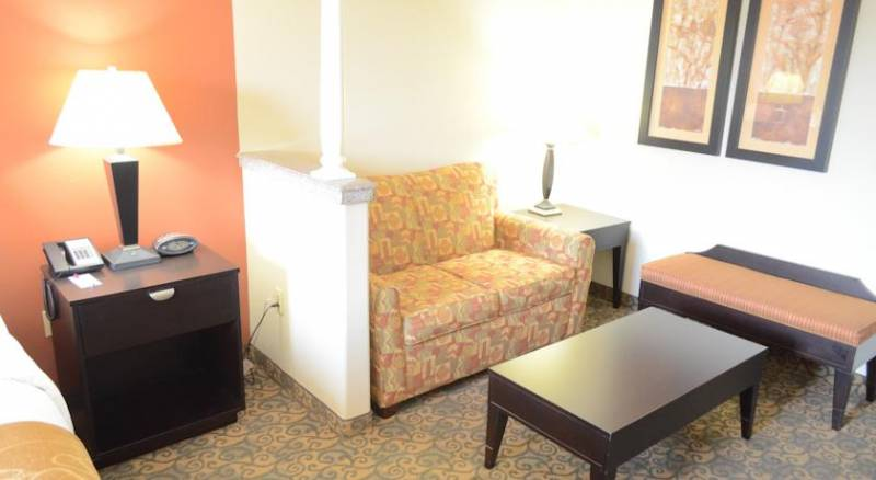 Comfort Suites Westchase