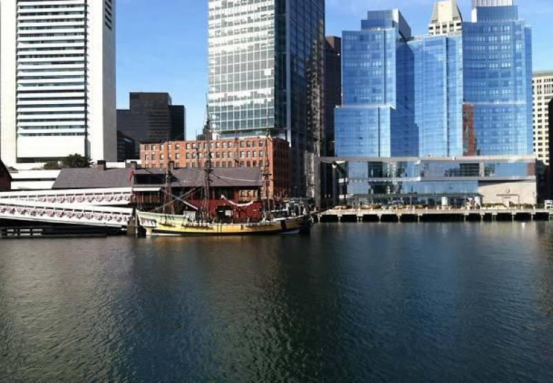Residence Inn by Marriott Boston Downtown Seaport