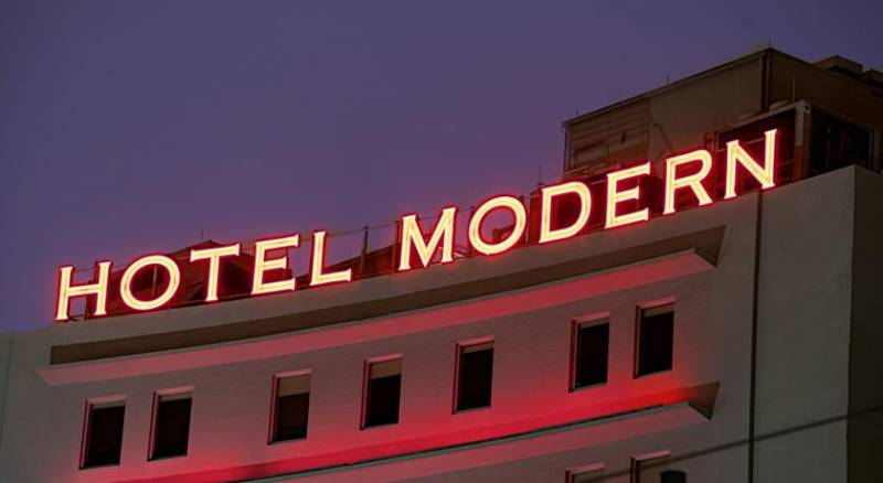 The Hotel Modern New Orleans
