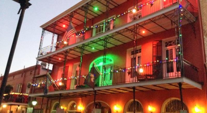 The Saint Philip Hotel