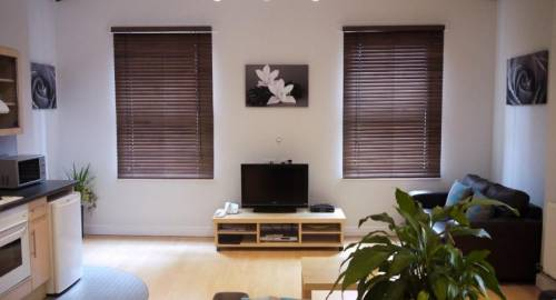 City Quarters at Shaftesbury House Serviced Apartments