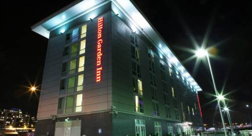 Hilton Garden Inn Glasgow City Centre