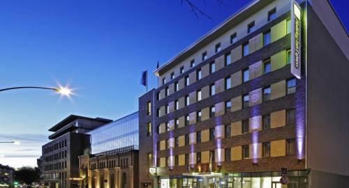 Holiday Inn Express Hamburg - St. Pauli-Messe