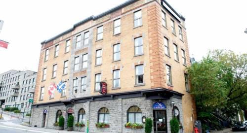 Hotel Champ de Mars Montreal