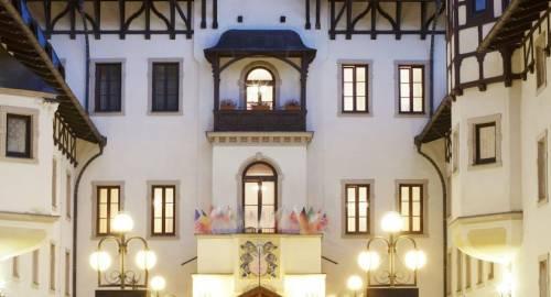 Orea Spa Hotel Monty