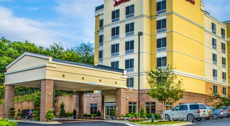 Fairfield Inn & Suites-Washington DC