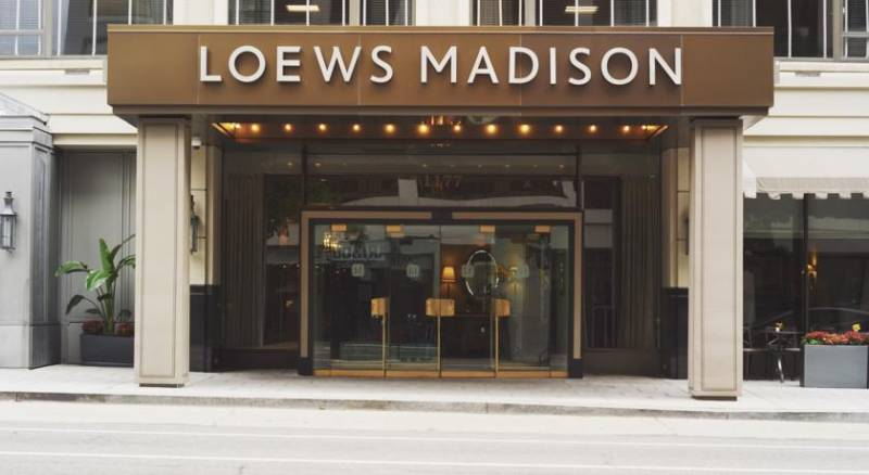 Loews Madison Hotel