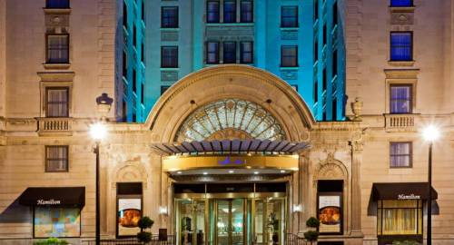 Crowne Plaza The Hamilton-Washington DC