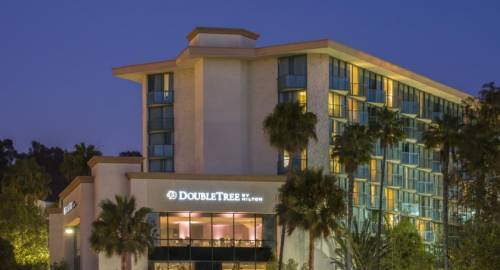 Doubletree By Hilton San Diego Hotel Circle