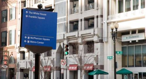 Hilton Garden Inn Washington DC Downtown