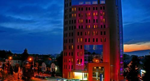 Hotel Golden Tulip Ana Tower Sibiu
