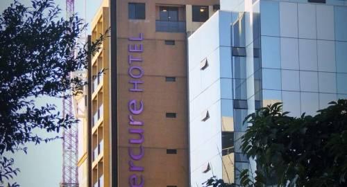 Mercure São Paulo Paraíso
