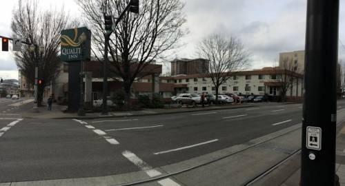 Quality Inn Downtown Convention Center Portland