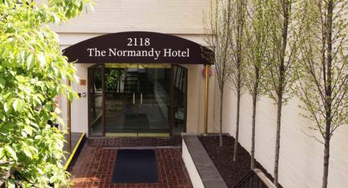 The Normandy Hotel Embassy Row