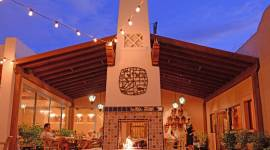 Lodge on the Desert